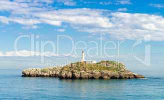 Lighthouse in Santander