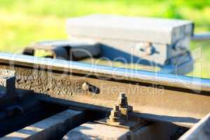 Railway maintenance toolkit bokeh background