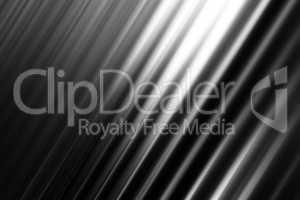 Diagonal black and white motion blur background