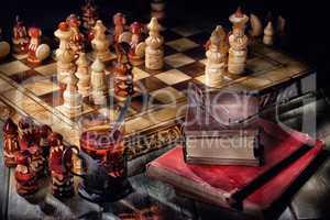 Chess, Tea And Books