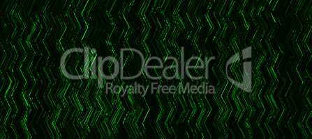 Horizontal vivid matrix neo cyberpunk hacker terminal distorted