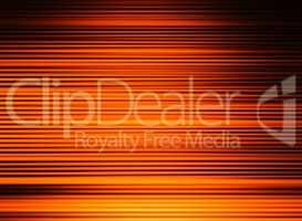Horizontal vibrant orange lines business presentation textured b