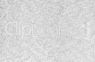 Horizontal black and white extruded cubes illustration backgroun