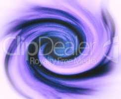 Swirl twirl cell glow purple abstraction digital backdrop