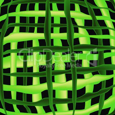 Watermelon grid.