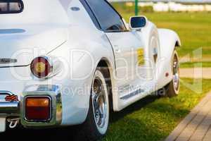 Mitsuoka Le-Seyde - vintage car