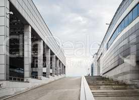 Minsk-Arena - modern buildings