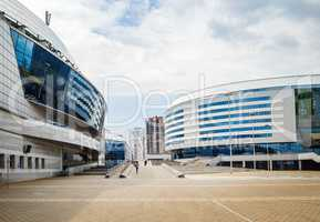 Minsk-Arena - sports and entertainment complex