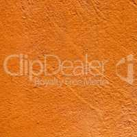 Orange painted texture