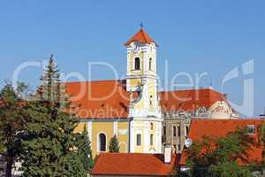 Church of St. Florian, Varazdin