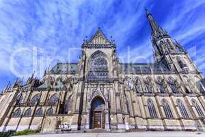 New Cathedral of the Immaculate Conception, Neuer Dom, Linz, Austria