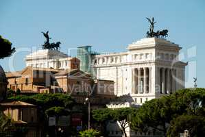 Rom Italien Monumento Vittorio Emanuele II