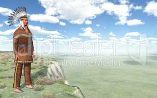 Prärie Indianer