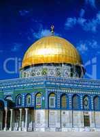 Dom of the Rock, Jerusalem