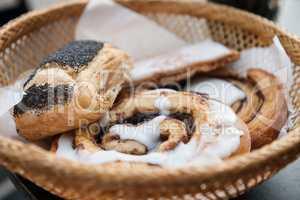 Tasty Danish pastry