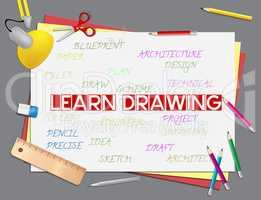 Learn Drawing Means Studying Tutoring And Schooling