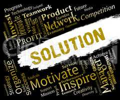 Solution Words Means Resolution Succeed And Solutions