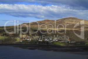 Idrigil Harbor, Scotland