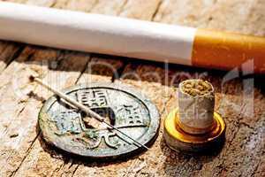 Akupunktur zur Raucherentwöhnung