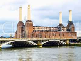 Battersea Powerstation, London HDR