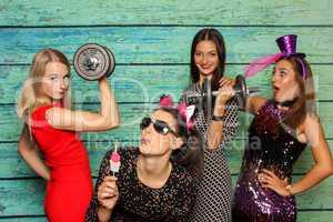 Photobooth Party - Party mit einer Fotobox