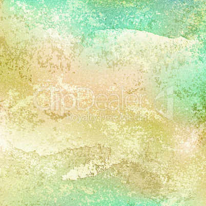 Old vintage background with grunge texture