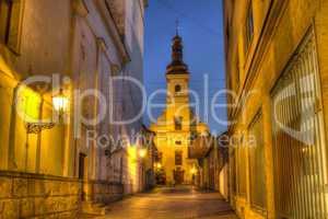 St. Jacob or Franciscan Church, Trnava, Slovakia