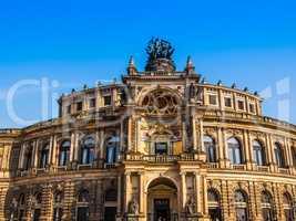 Dresden Semperoper HDR