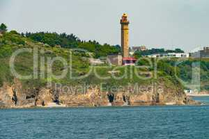 lighthouse brest