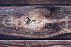 Knot in wood - wooden texture