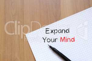Expand your mind on notebook