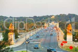 Washington, DC cityscape