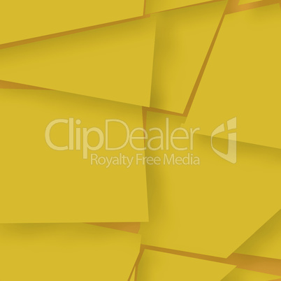 Abstract background consisting of bright yellow elements.