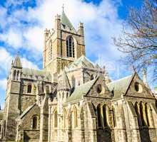 Christ Church Dublin HDR