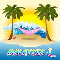 Malaysia Holiday Shows Kuala Lumpur And Beaches