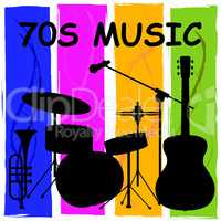 Seventies Music Or 1970s Songs And Soundtracks