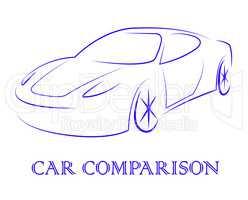 Car Comparison Shows Auto Reviews And Search