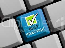 Tastatur mit Haken: Best Practice