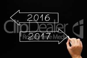 Going Ahead to Year 2017