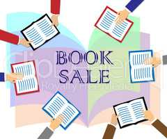 Book Sale Shows Books Discounts And Offers