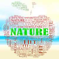 Nature Apple Indicates Scenic Environment And Outdoors