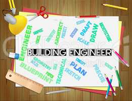 Building Engineer Indicates Housing Engineers And Engineering