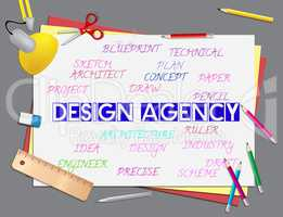 Design Agency Means Artwork And Creative Services