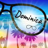 Dominica Vacation Shows Caribbean Holidays And Vacationing