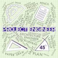 Project Engineer Shows Engineering Jobs Or Programme