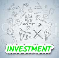 Investment Ideas Means Choices Creativity And Inventions