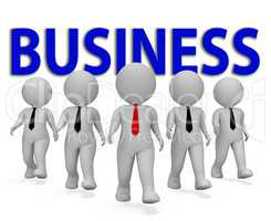 Business Businessmen Shows Commerce Entrepreneurs And Corporatio