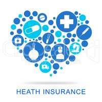 Health Insurance Indicates Preventive Medicine And Contract