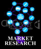 Market Research Means For Sale And Business