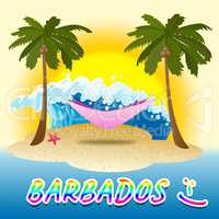 Barbados Holiday Represents Summer Time And Beach